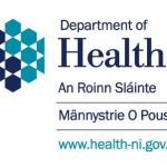 Dept for Health NI logo